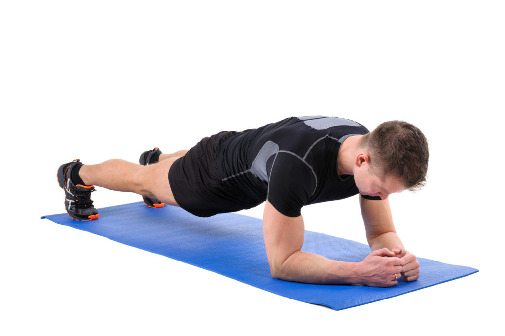 Exercises for Back Pain: Planks | Comprehensive Pain Management Center
