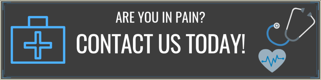 Contact Us Today If You're In Pain | Comprehensive Pain Management Center